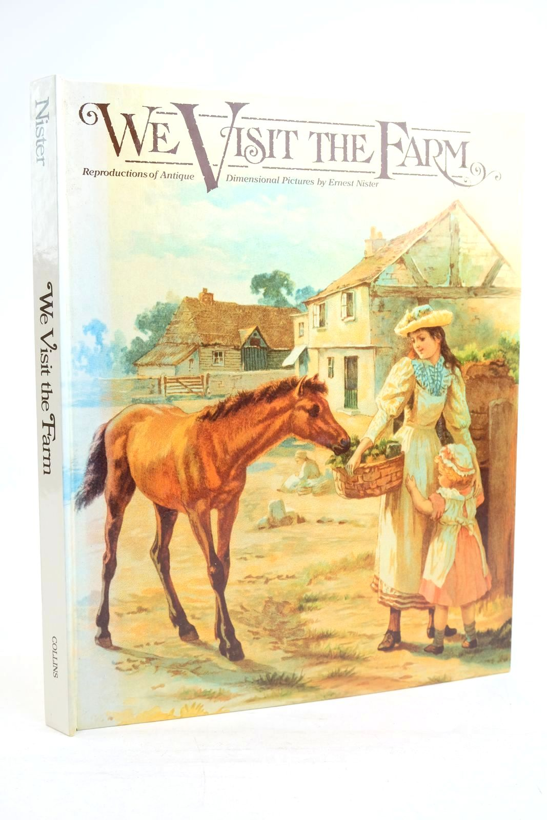 Photo of WE VISIT THE FARM published by Collins (STOCK CODE: 1319981)  for sale by Stella & Rose's Books
