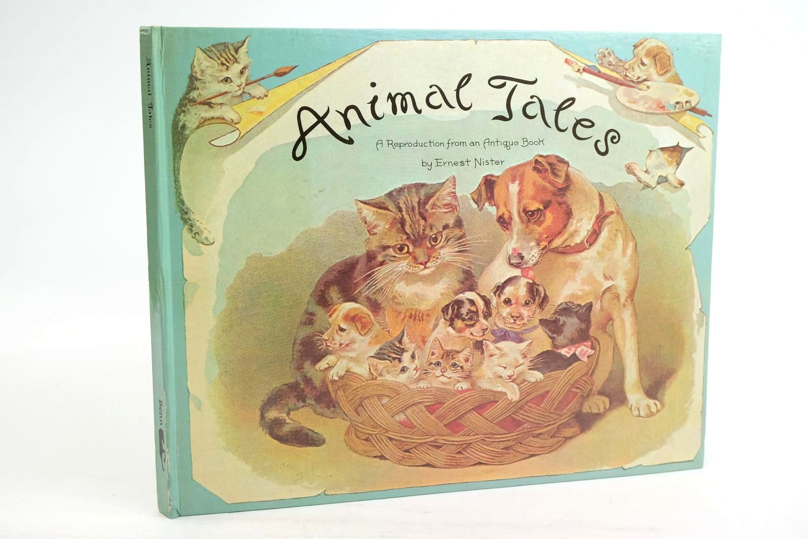Photo of ANIMAL TALES published by Ernest Benn (STOCK CODE: 1319987)  for sale by Stella & Rose's Books