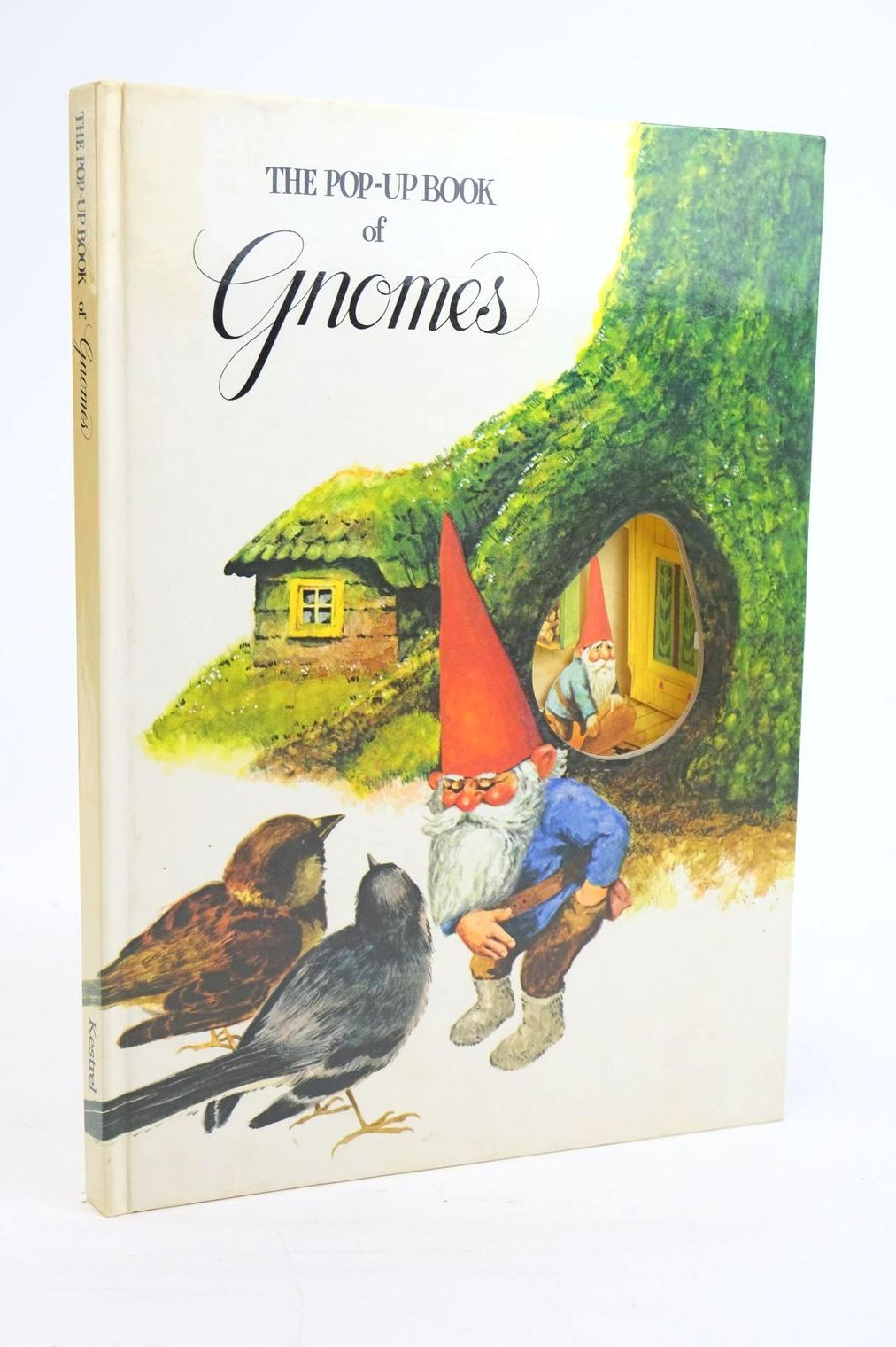 Photo of THE POP-UP BOOK OF GNOMES written by Huygen, Wil illustrated by Poortvliet, Rien published by Kestrel Books (STOCK CODE: 1319991)  for sale by Stella & Rose's Books