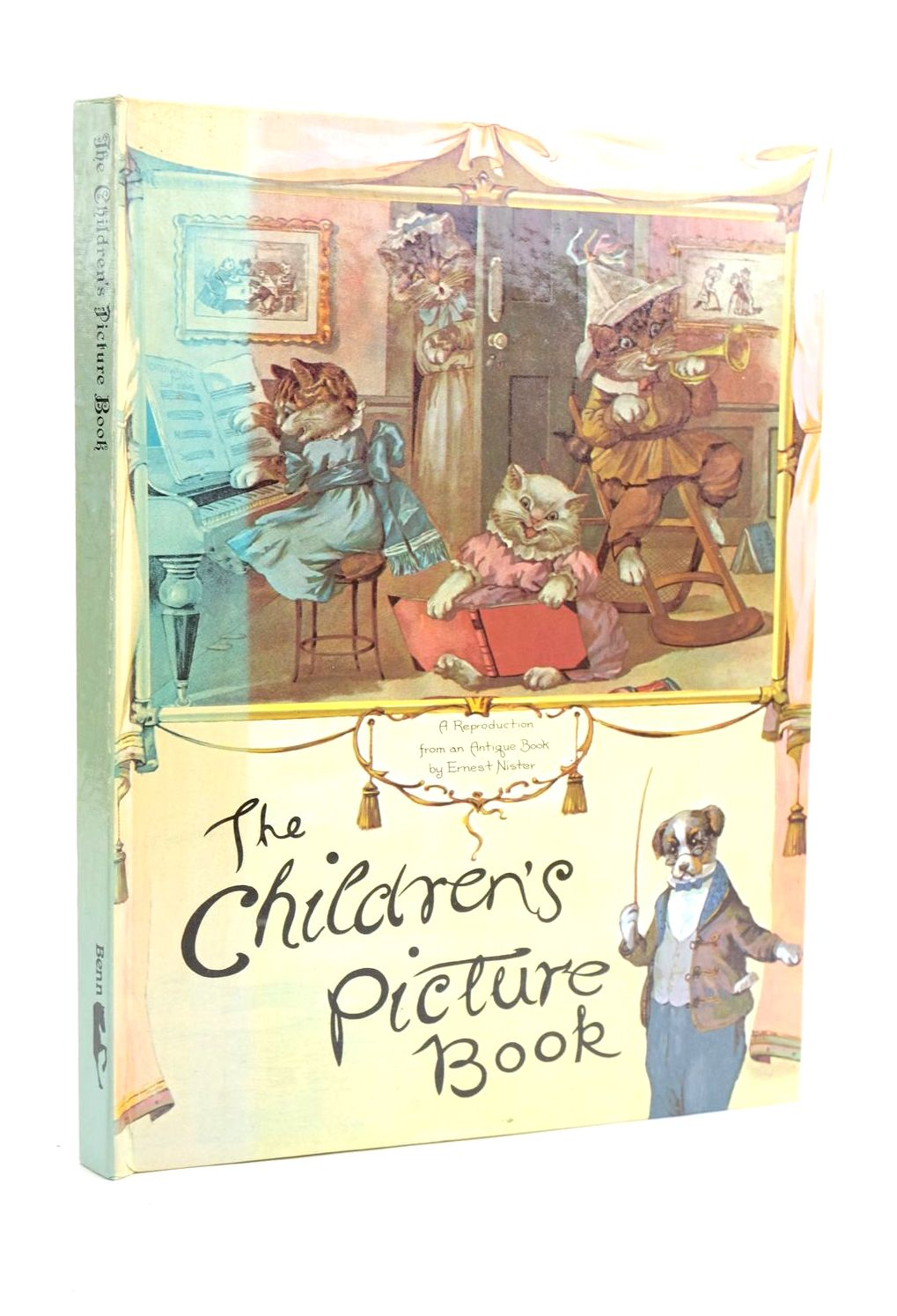 Photo of THE CHILDREN'S PICTURE BOOK- Stock Number: 1319992