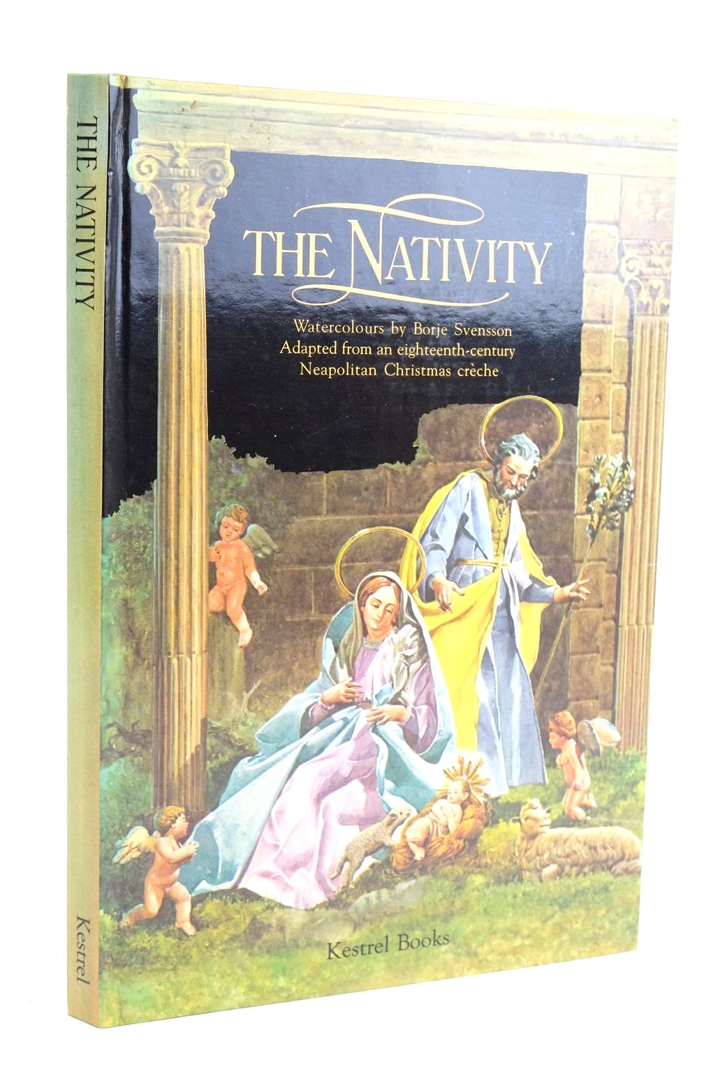 Photo of THE NATIVITY illustrated by Svensson, Borje published by Kestrel Books (STOCK CODE: 1319994)  for sale by Stella & Rose's Books