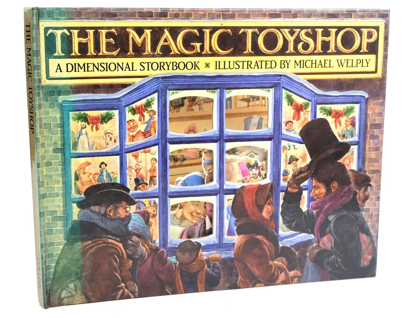 Photo of THE MAGIC TOYSHOP- Stock Number: 1319996