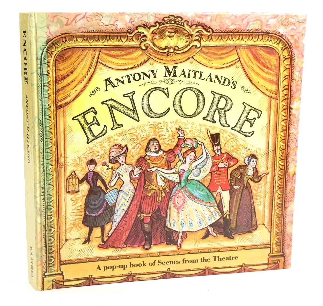 Photo of ANTONY MAITLAND'S ENCORE written by Maitland, Antony published by Kestrel Books (STOCK CODE: 1319997)  for sale by Stella & Rose's Books