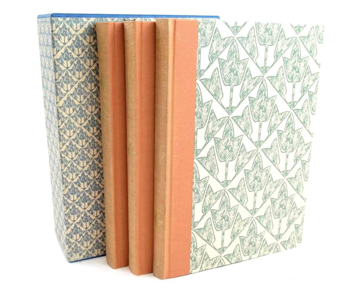 Photo of THE FORSYTE SAGA (3 VOLUMES)- Stock Number: 1320000