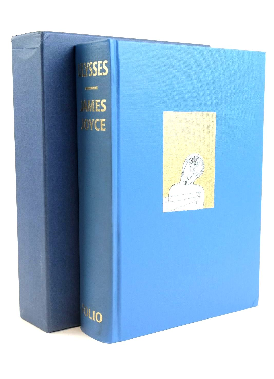 Photo of ULYSSES written by Joyce, James illustrated by Paladino, Mimmo published by Folio Society (STOCK CODE: 1320012)  for sale by Stella & Rose's Books