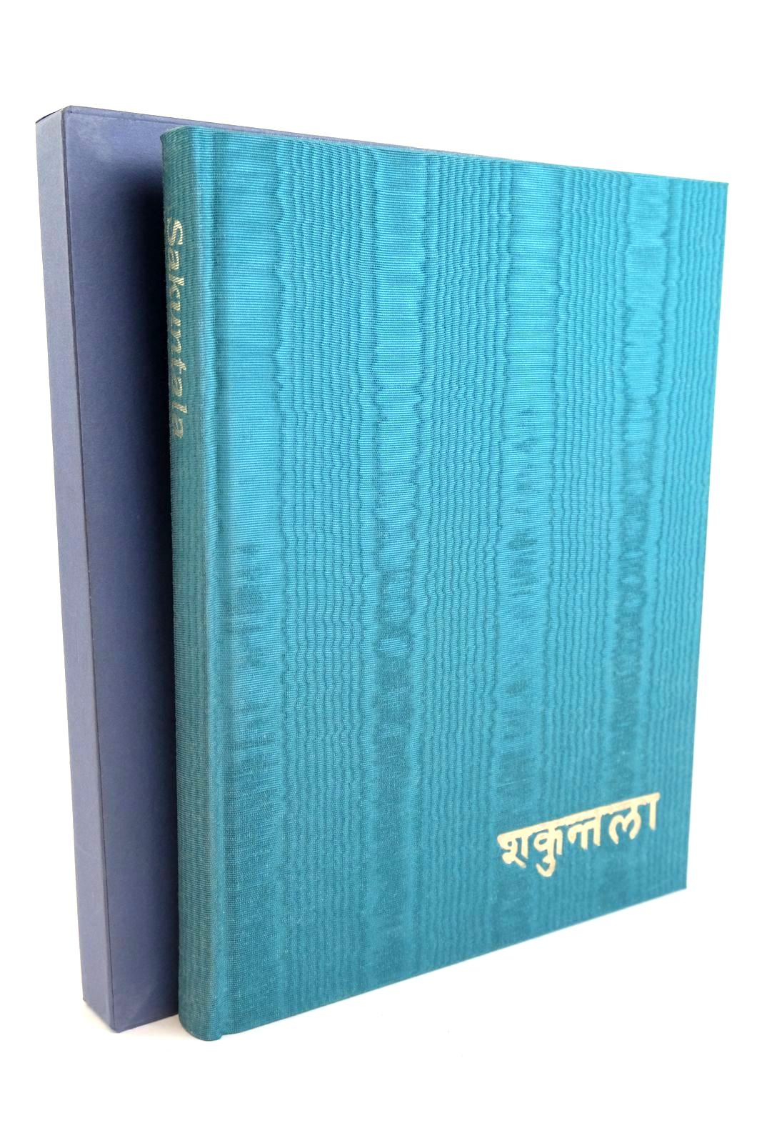 Photo of SAKUNTALA written by Kalidasa,  Coulson, Michael published by Folio Society (STOCK CODE: 1320025)  for sale by Stella & Rose's Books