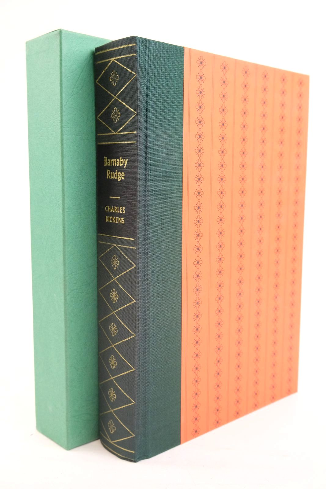 Photo of BARNABY RUDGE A TALE OF THE RIOTS OF 'EIGHTY written by Dickens, Charles illustrated by Keeping, Charles published by Folio Society (STOCK CODE: 1320026)  for sale by Stella & Rose's Books