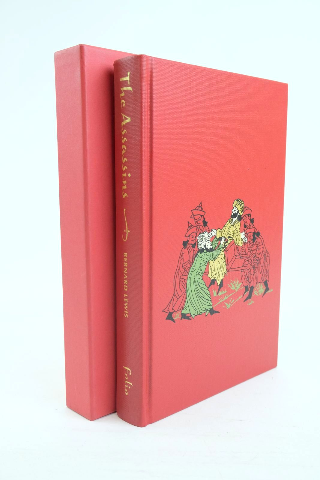 Photo of THE ASSASSINS written by Lewis, Bernard published by Folio Society (STOCK CODE: 1320028)  for sale by Stella & Rose's Books