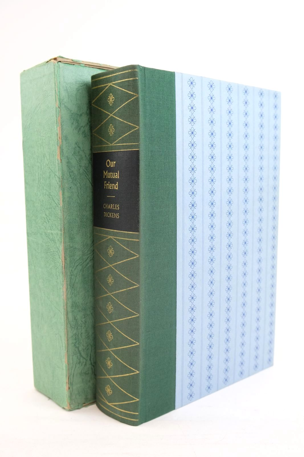 Photo of OUR MUTUAL FRIENDS written by Dickens, Charles illustrated by Keeping, Charles published by Folio Society (STOCK CODE: 1320029)  for sale by Stella & Rose's Books