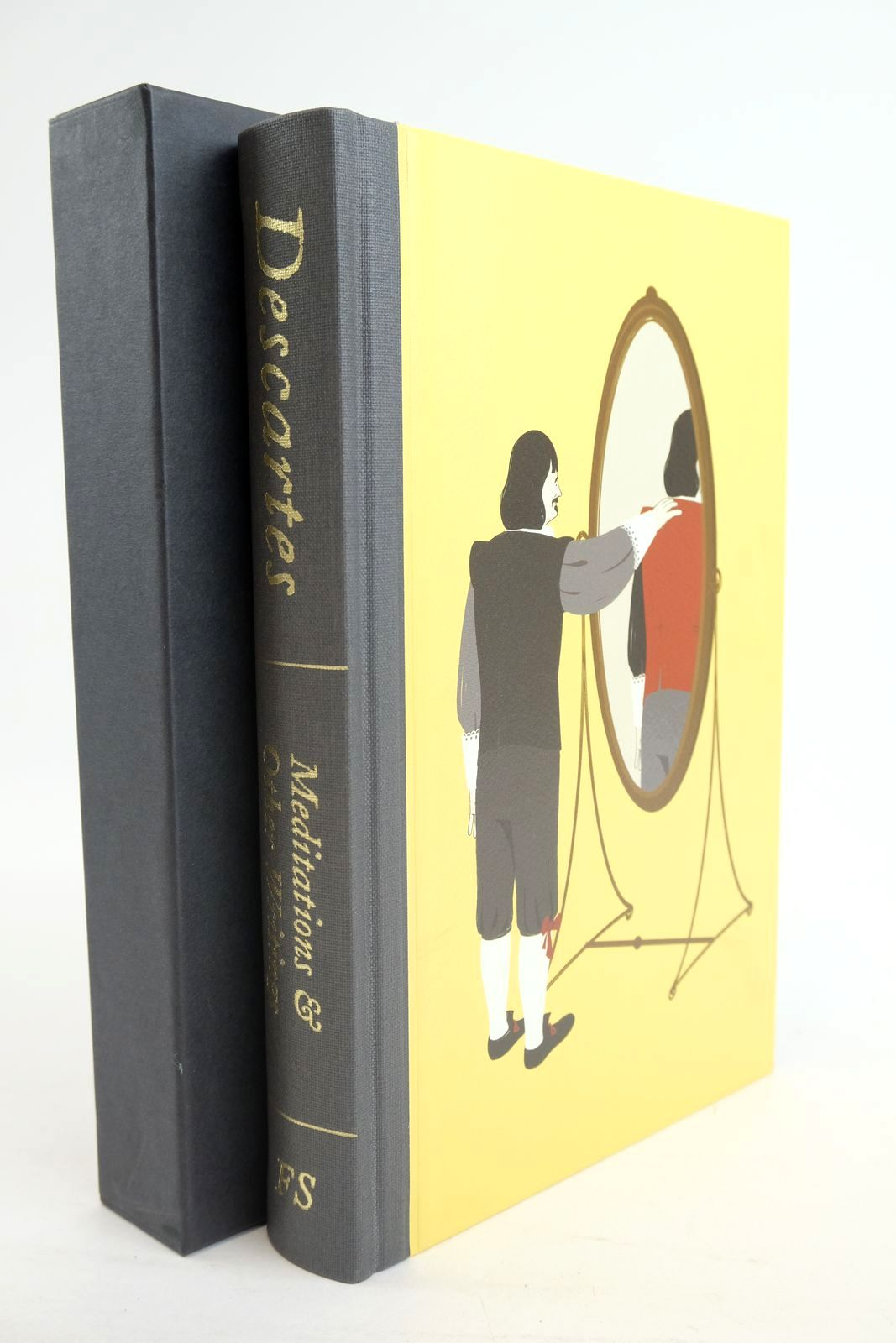 Photo of MEDITATIONS AND OTHER WRITINGS written by Descartes, Rene illustrated by Shout, published by Folio Society (STOCK CODE: 1320030)  for sale by Stella & Rose's Books