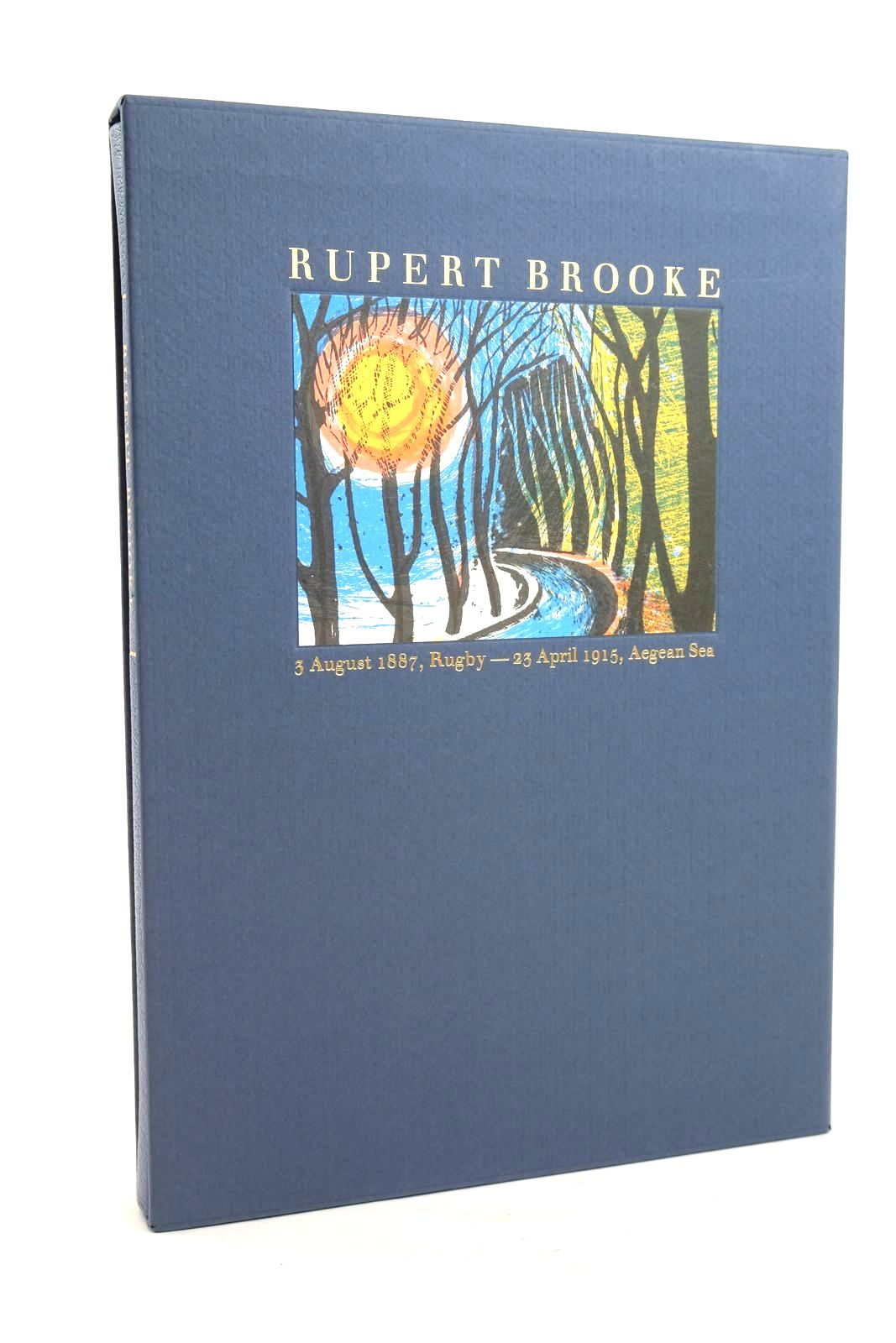 Photo of SELECTED POEMS written by Brooke, Rupert illustrated by Kluz, Ed published by Folio Society (STOCK CODE: 1320034)  for sale by Stella & Rose's Books