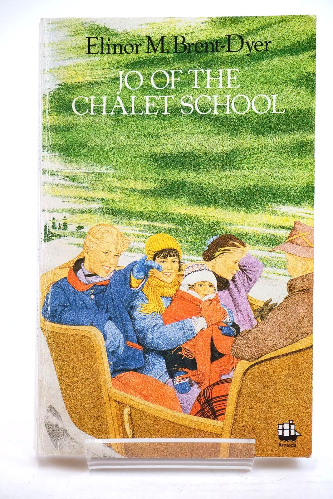 Photo of JO OF THE CHALET SCHOOL written by Brent-Dyer, Elinor M. published by Armada (STOCK CODE: 1320035)  for sale by Stella & Rose's Books