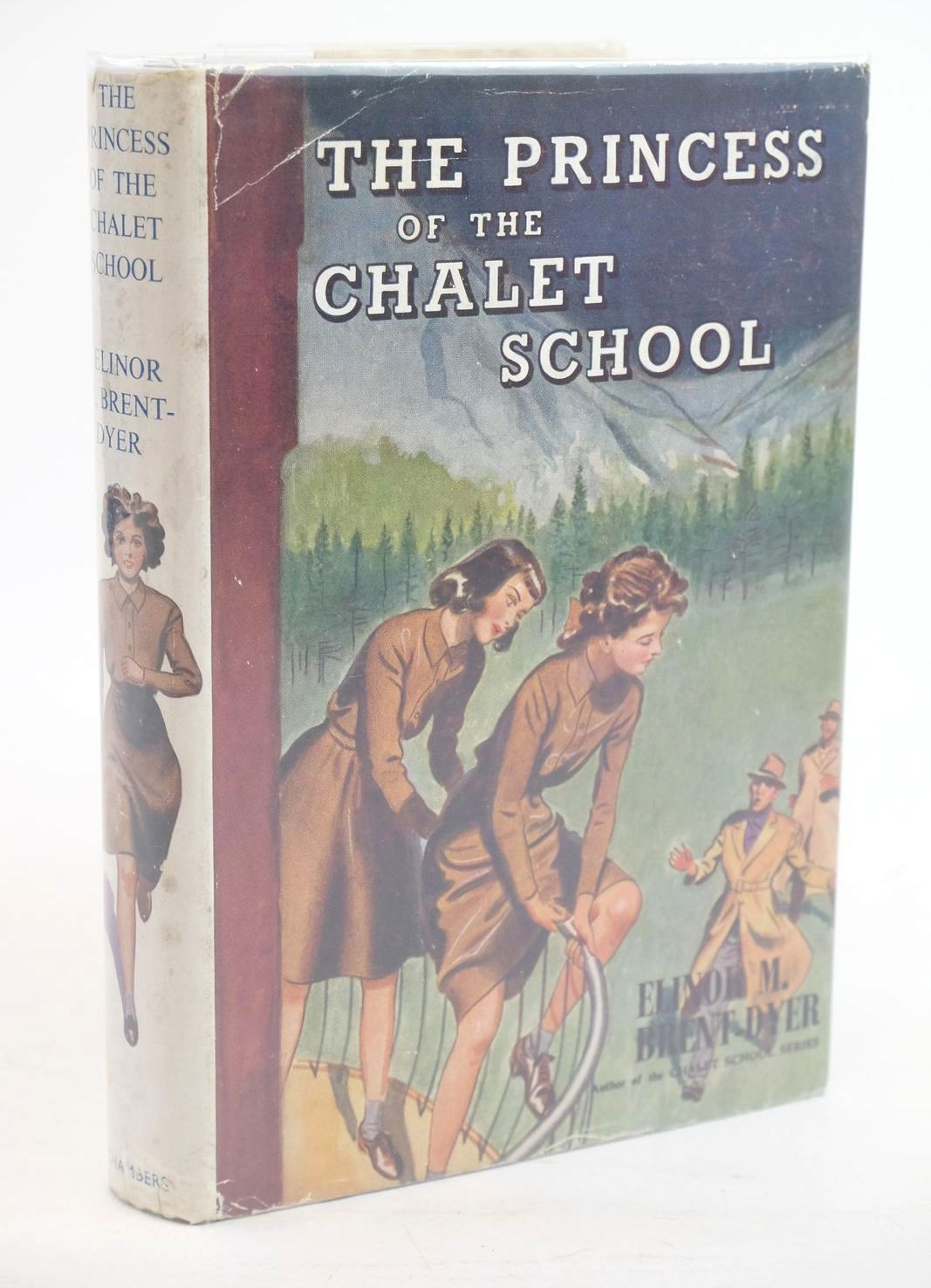 Photo of THE PRINCESS OF THE CHALET SCHOOL- Stock Number: 1320038