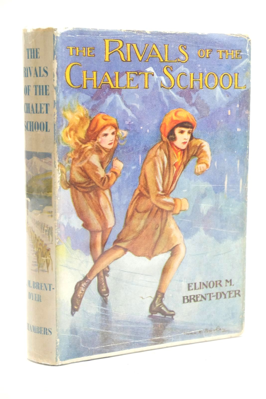 Photo of THE RIVALS OF THE CHALET SCHOOL written by Brent-Dyer, Elinor M. published by W. & R. Chambers Limited (STOCK CODE: 1320043)  for sale by Stella & Rose's Books