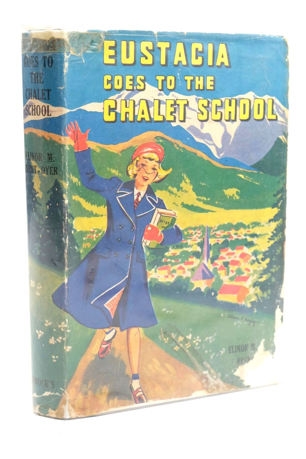 Photo of EUSTACIA GOES TO THE CHALET SCHOOL- Stock Number: 1320044
