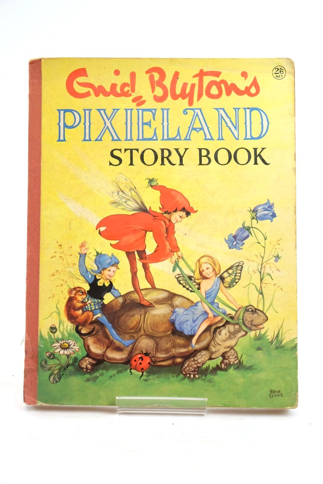 Photo of ENID BLYTON'S PIXIELAND STORY BOOK- Stock Number: 1320050