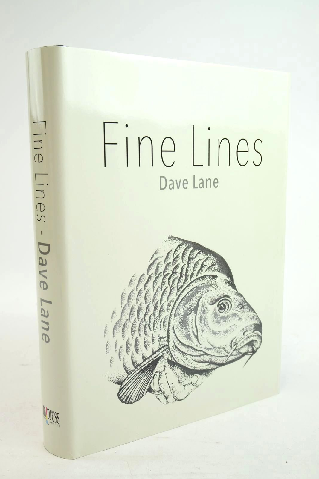 Photo of FINE LINES written by Lane, Dave published by Mpress (media) Limited (STOCK CODE: 1320066)  for sale by Stella & Rose's Books