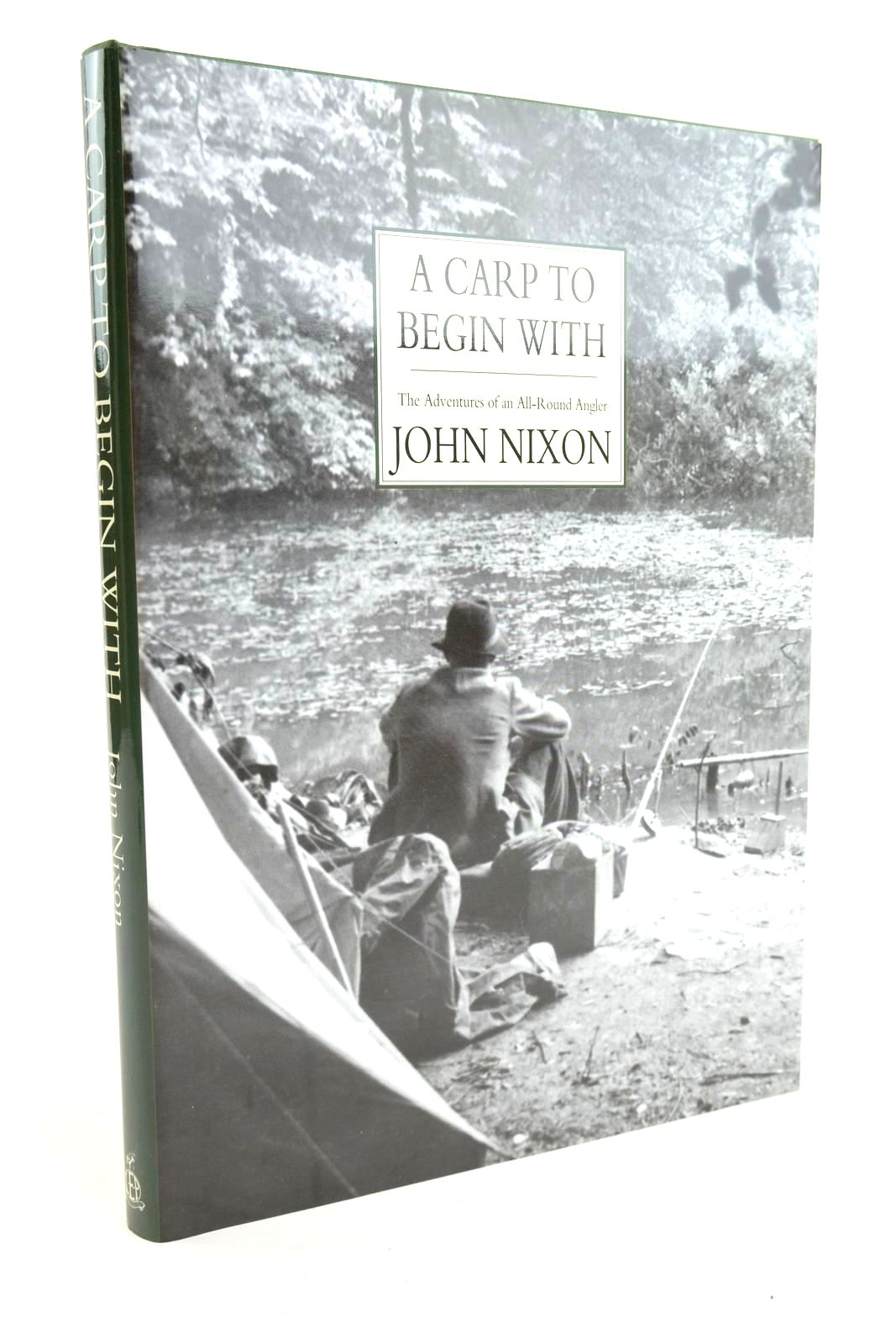 Photo of A CARP TO BEGIN WITH written by Nixon, John illustrated by O'Reilly, Tom published by The Little Egret Press (STOCK CODE: 1320067)  for sale by Stella & Rose's Books