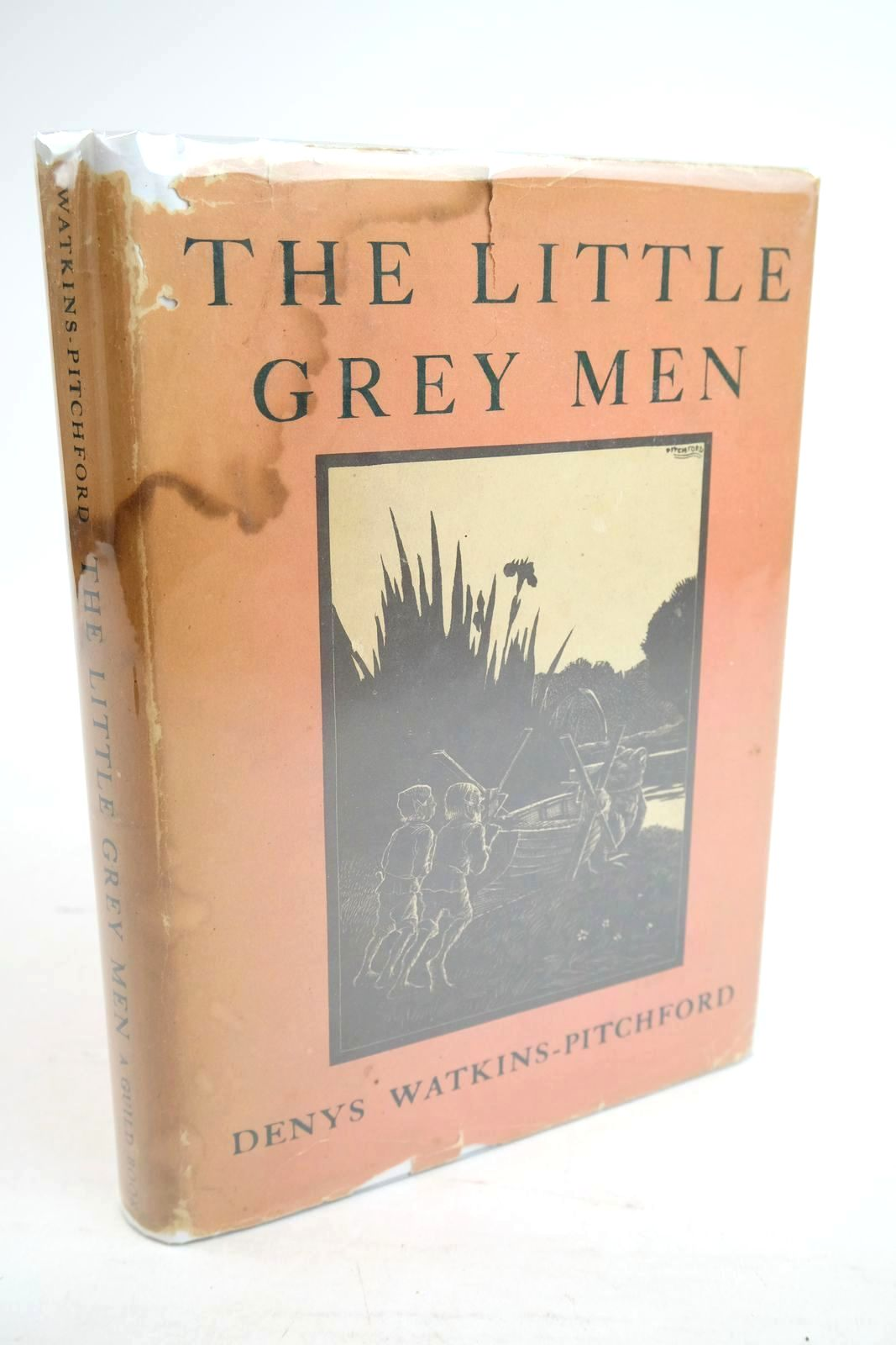 Photo of THE LITTLE GREY MEN written by BB,  illustrated by BB,  published by Charles Scribner's Sons (STOCK CODE: 1320070)  for sale by Stella & Rose's Books