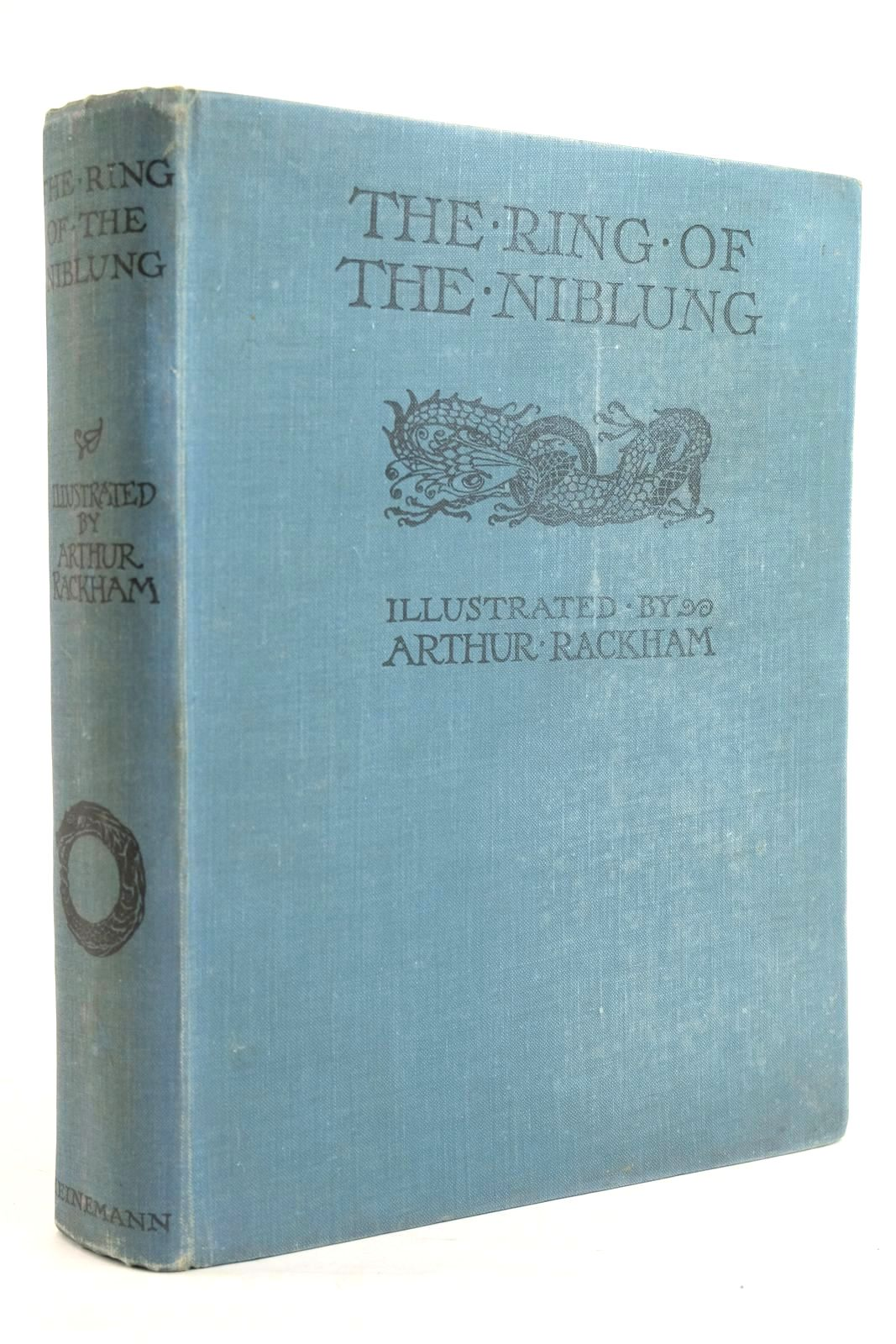 Photo of THE RING OF THE NIBLUNG written by Wagner, Richard illustrated by Rackham, Arthur published by William Heinemann Ltd. (STOCK CODE: 1320085)  for sale by Stella & Rose's Books