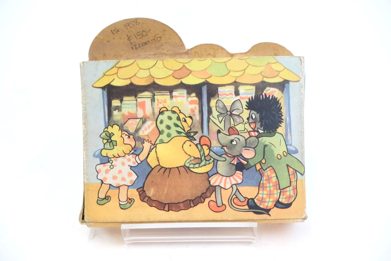 Photo of NODDY'S SHOP OF BOOKS written by Blyton, Enid published by Sampson Low, Marston & Co. Ltd. (STOCK CODE: 1320090)  for sale by Stella & Rose's Books