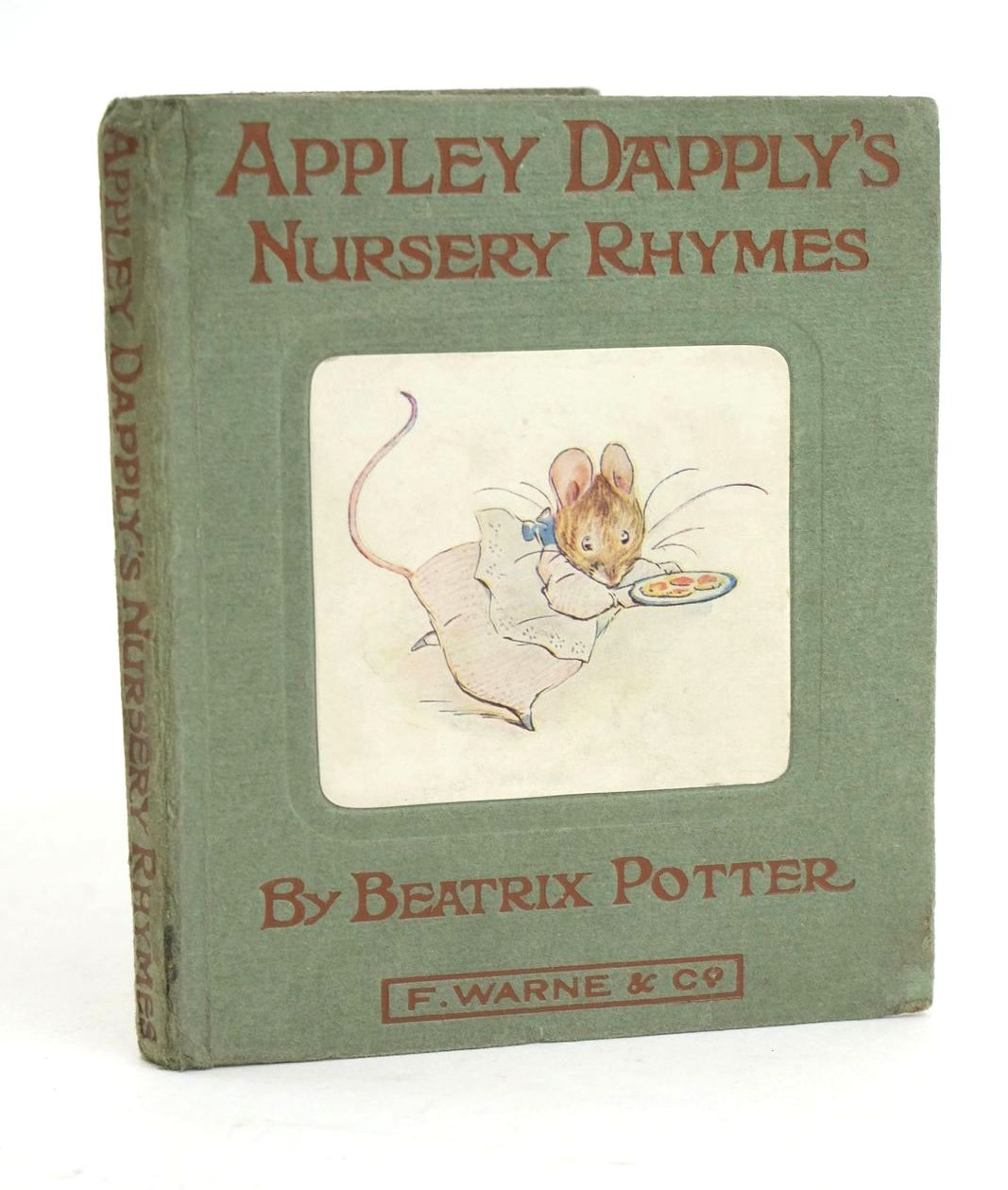 Photo of APPLEY DAPPLY'S NURSERY RHYMES- Stock Number: 1320091
