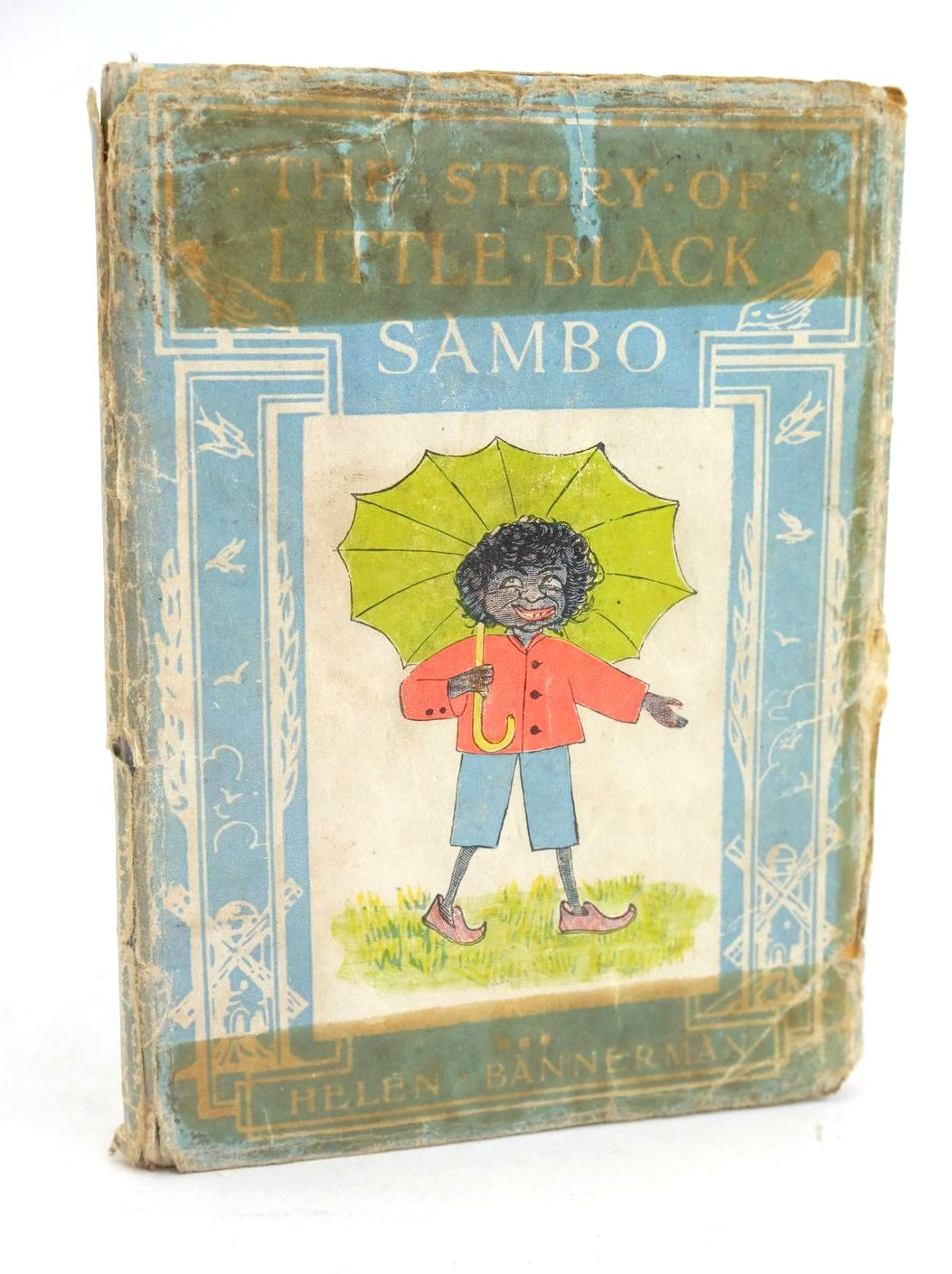 Photo of THE STORY OF LITTLE BLACK SAMBO written by Bannerman, Helen illustrated by Bannerman, Helen published by Graham Watson Limited (STOCK CODE: 1320092)  for sale by Stella & Rose's Books