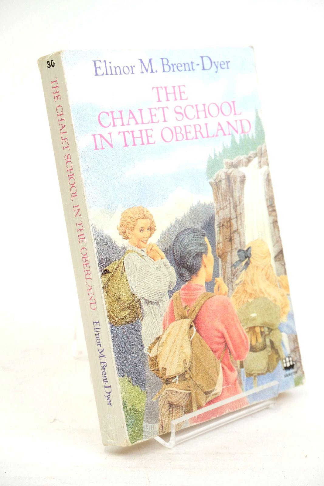 Photo of THE CHALET SCHOOL IN THE OBERLAND written by Brent-Dyer, Elinor M. published by Armada (STOCK CODE: 1320108)  for sale by Stella & Rose's Books