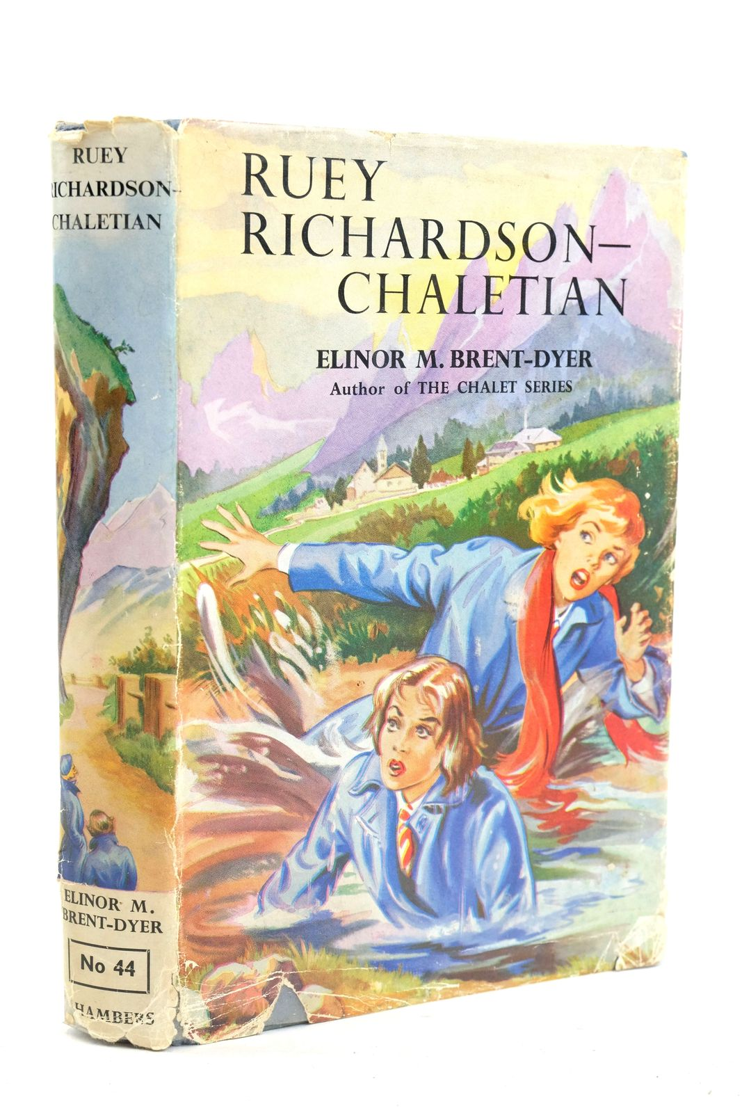 Photo of RUEY RICHARDSON - CHALETIAN- Stock Number: 1320109