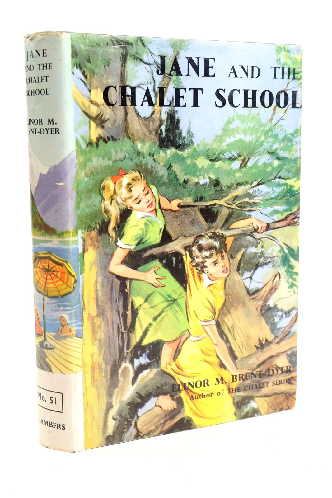 Photo of JANE AND THE CHALET SCHOOL written by Brent-Dyer, Elinor M. published by W. & R. Chambers Limited (STOCK CODE: 1320112)  for sale by Stella & Rose's Books