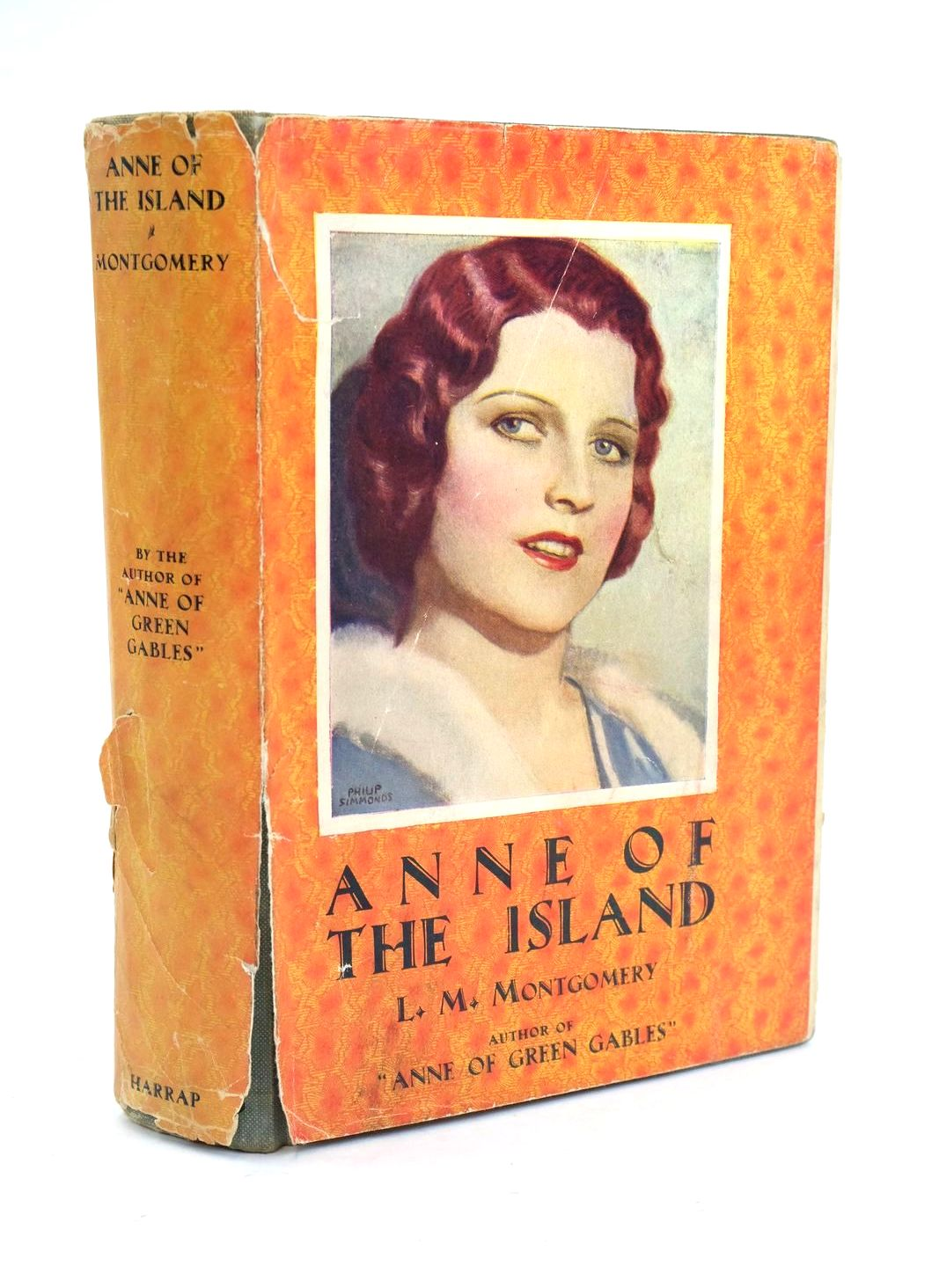 Photo of ANNE OF THE ISLAND- Stock Number: 1320116