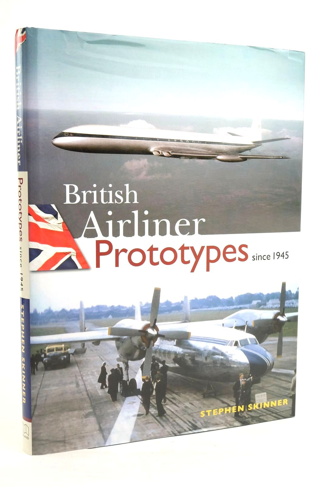 Photo of BRITISH AIRLINER PROTOTYPES SINCE 1945 written by Skinner, Stephen published by Midland Publishing (STOCK CODE: 1320136)  for sale by Stella & Rose's Books