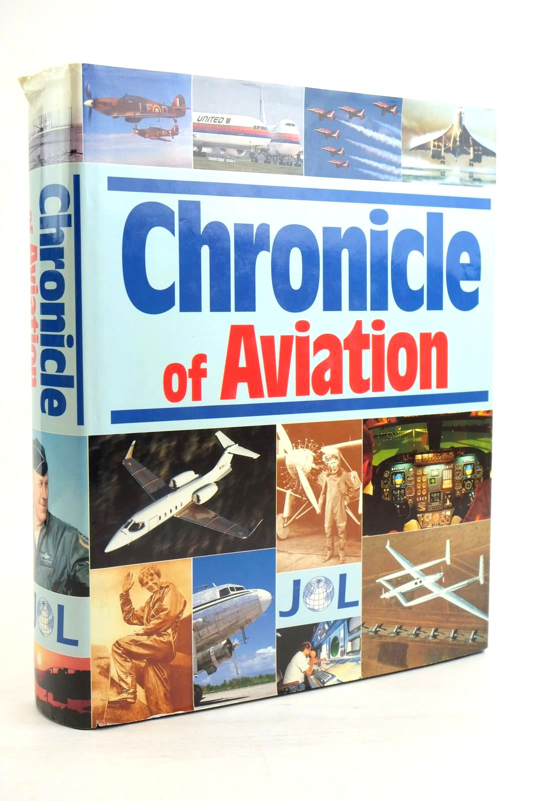 Photo of CHRONICLE OF AVIATION- Stock Number: 1320137