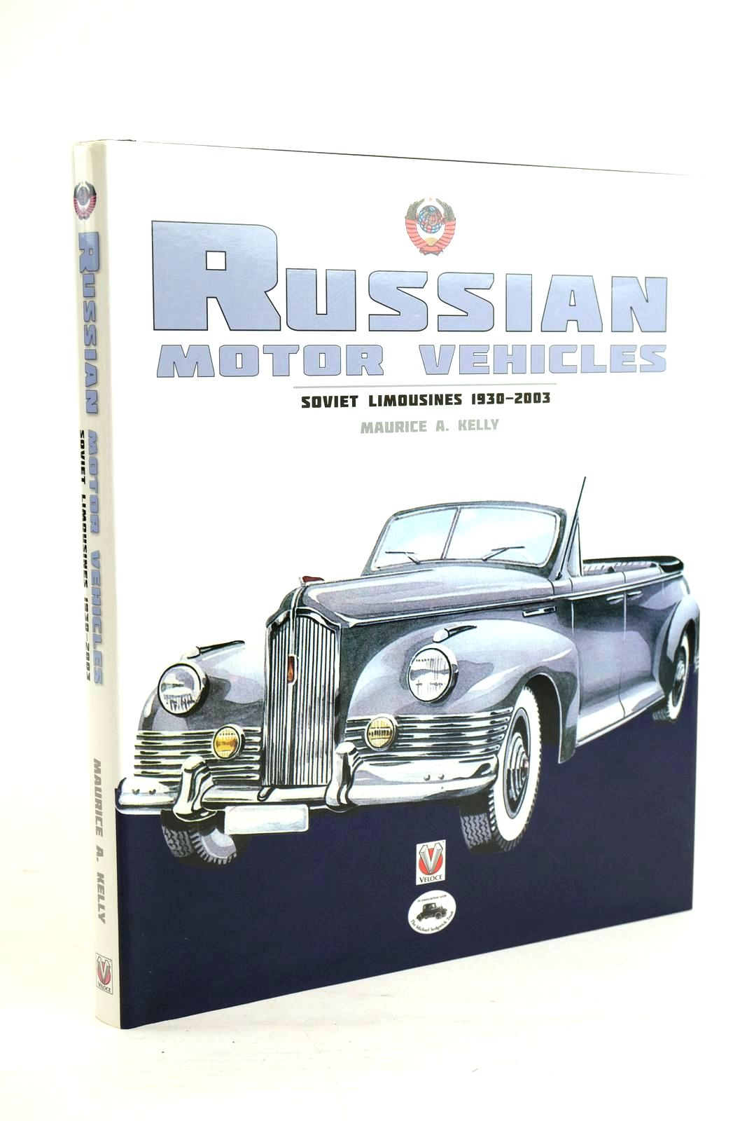 Photo of RUSSIAN MOTOR VEHICLES - SOVIET LIMOUSINES 1930-2003- Stock Number: 1320159