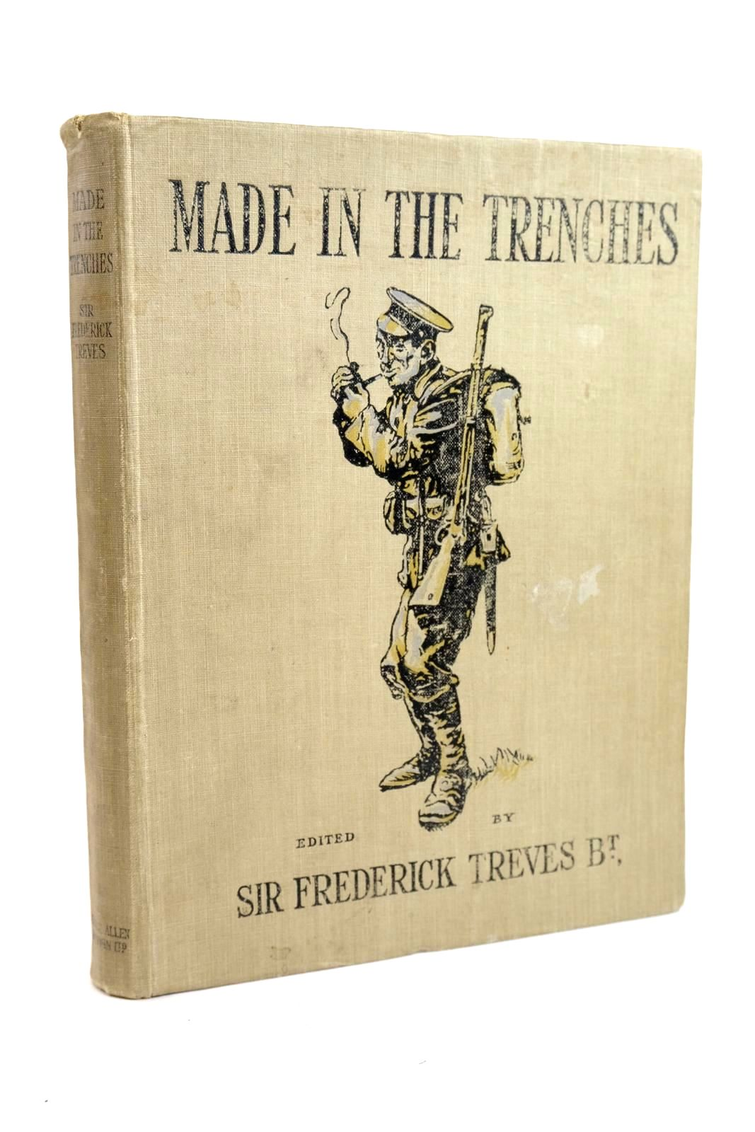 Photo of MADE IN THE TRENCHES- Stock Number: 1320162