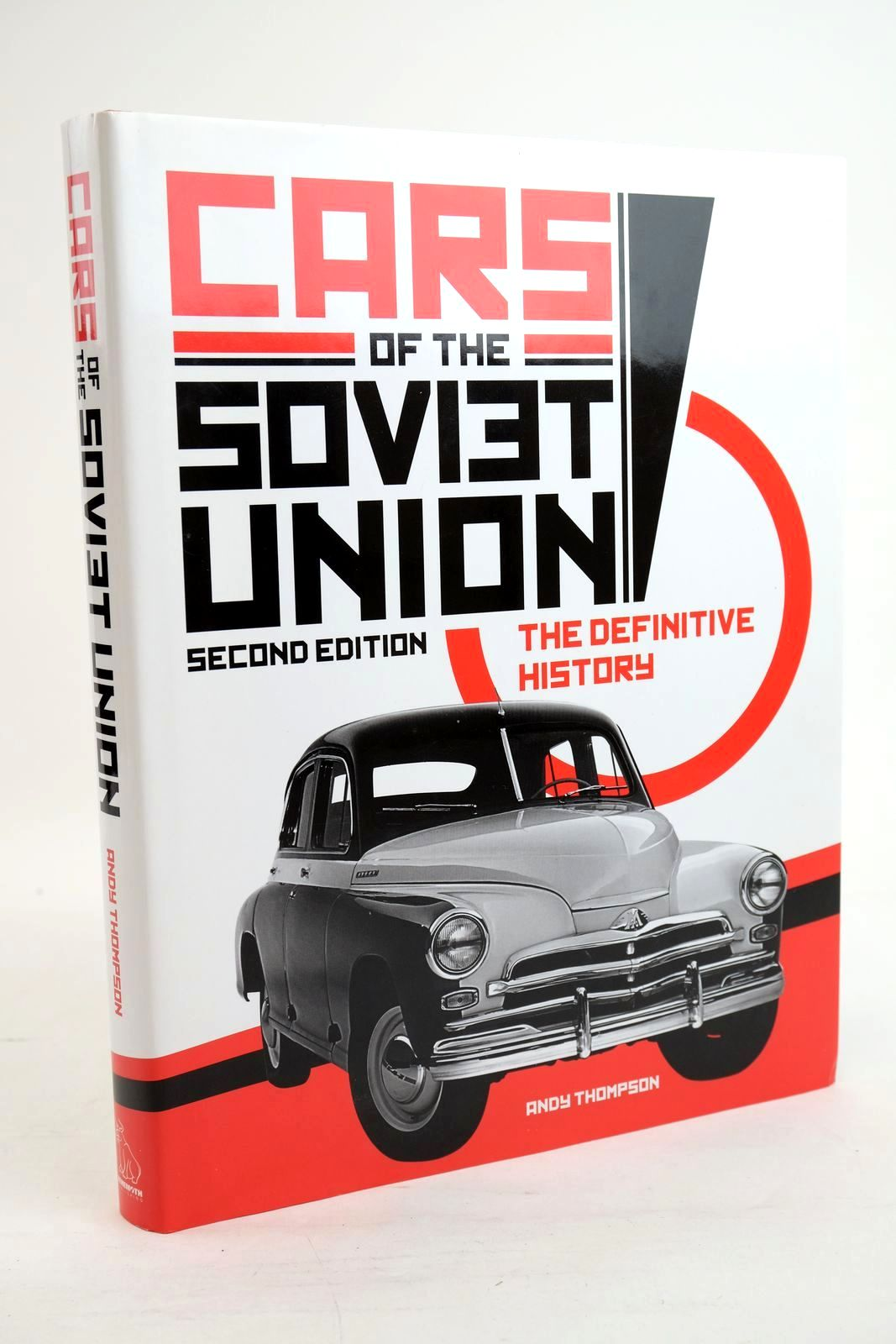 Photo of CARS OF THE SOVIET UNION - THE DEFINITIVE HISTORY- Stock Number: 1320163
