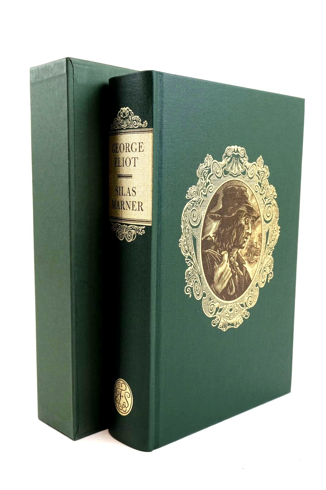 Photo of SILAS MARNER written by Eliot, George illustrated by Macgregor, Miriam published by Folio Society (STOCK CODE: 1320188)  for sale by Stella & Rose's Books
