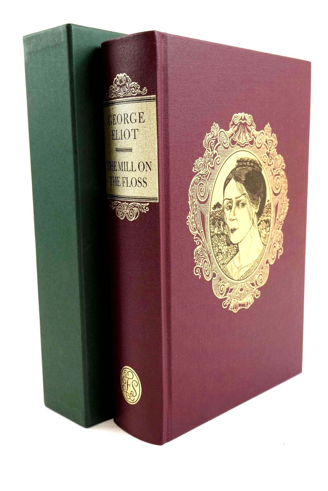 Photo of THE MILL ON THE FLOSS written by Eliot, George illustrated by Stephens, Ian published by Folio Society (STOCK CODE: 1320189)  for sale by Stella & Rose's Books