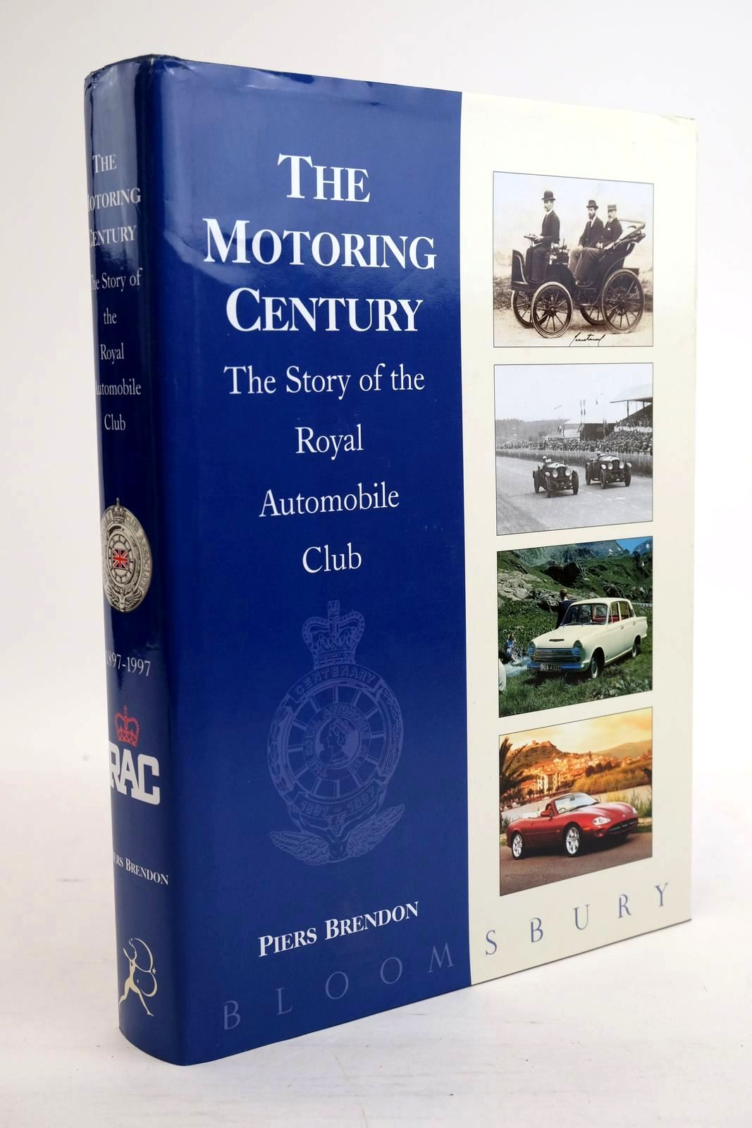 Photo of THE MOTORING CENTURY THE STORY OF THE ROYAL AUTOMOBILE CLUB- Stock Number: 1320200