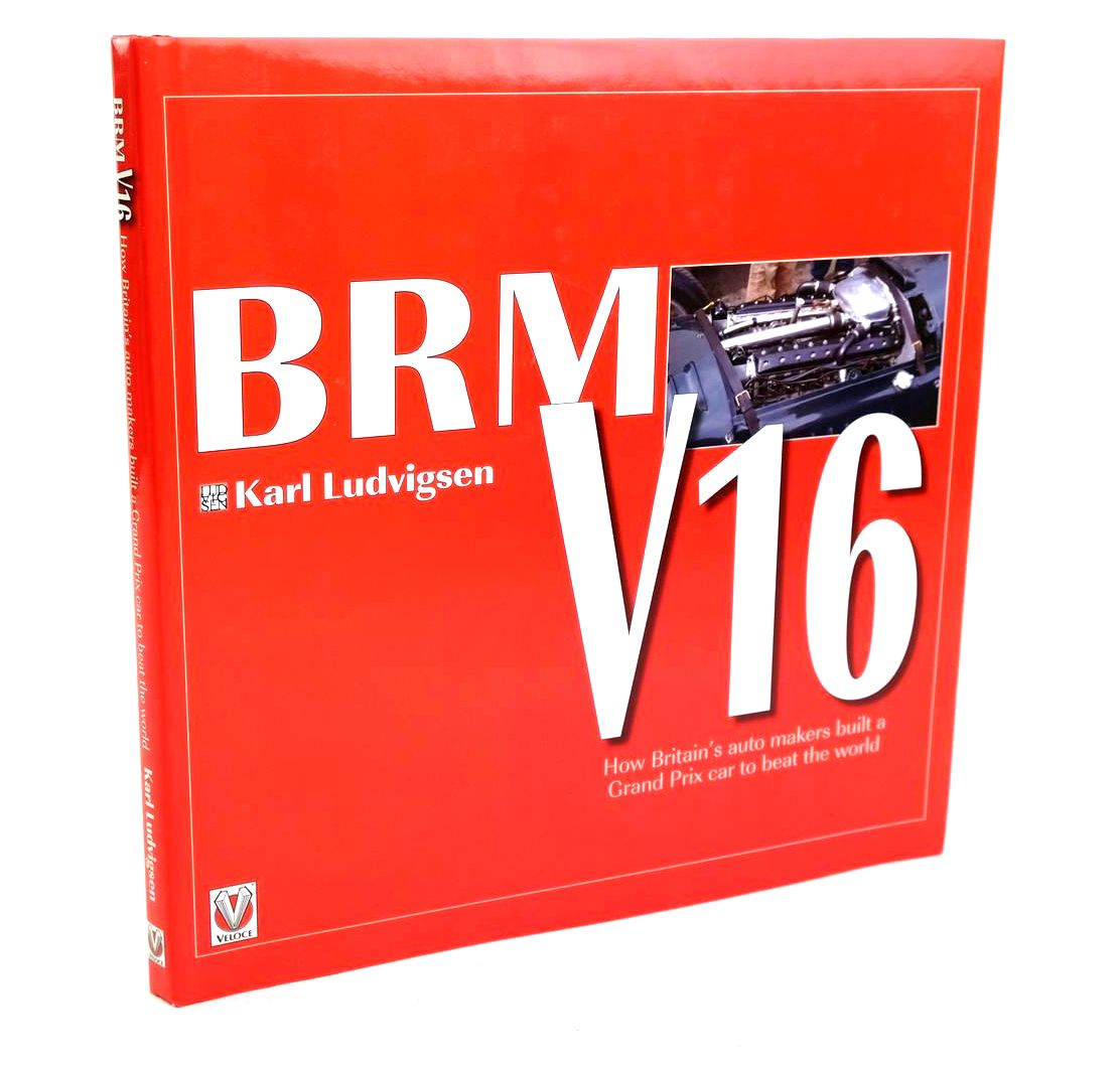Photo of BRM V16- Stock Number: 1320206