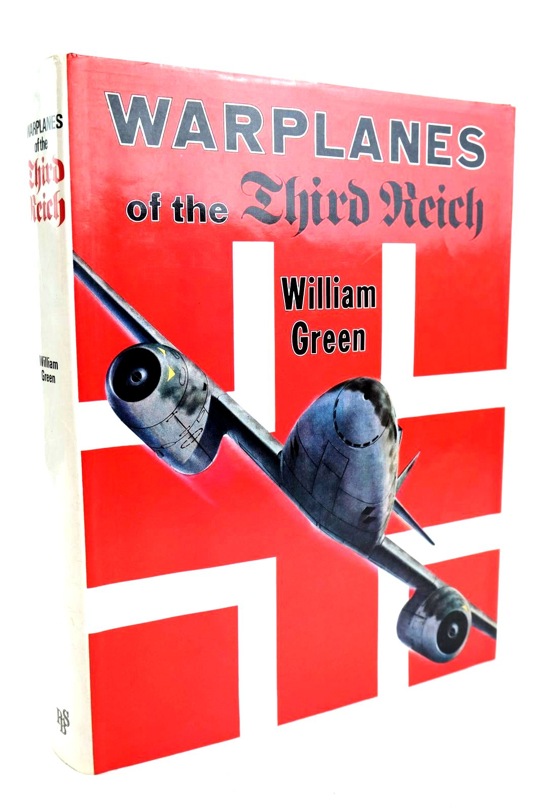 Photo of WARPLANES OF THE THIRD REICH written by Green, William published by Purnell Book Services Limited (STOCK CODE: 1320207)  for sale by Stella & Rose's Books