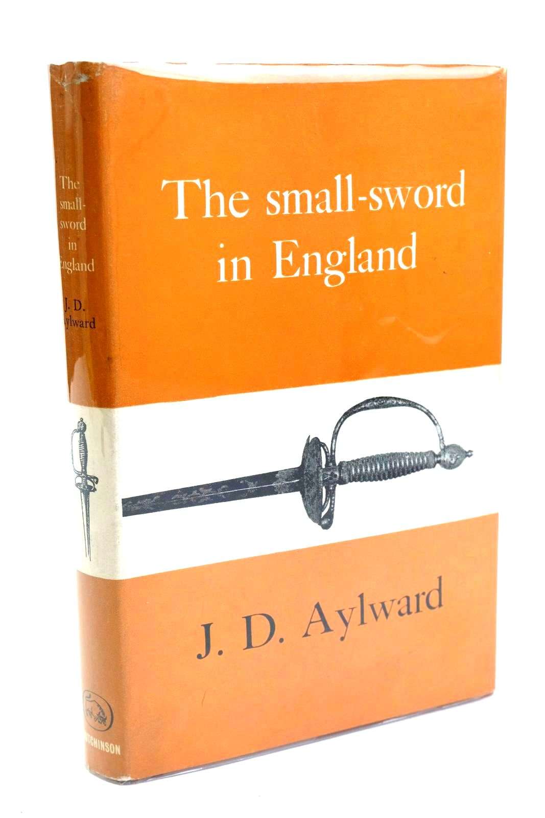 Photo of THE SMALL-SWORD IN ENGLAND- Stock Number: 1320209