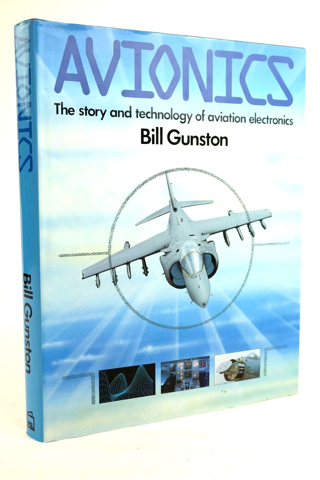 Photo of AVIONICS THE STORY AND TECHNOLOGY OF AVIATION ELECTRONICS written by Gunston, Bill published by Patrick Stephens Limited (STOCK CODE: 1320218)  for sale by Stella & Rose's Books