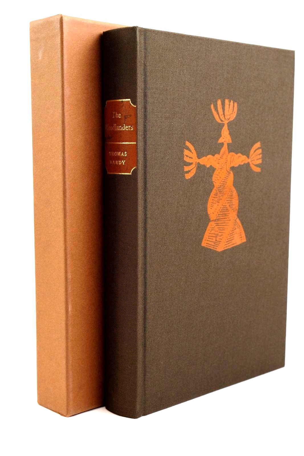 Photo of THE WOODLANDERS written by Hardy, Thomas illustrated by Reddick, Peter published by Folio Society (STOCK CODE: 1320263)  for sale by Stella & Rose's Books