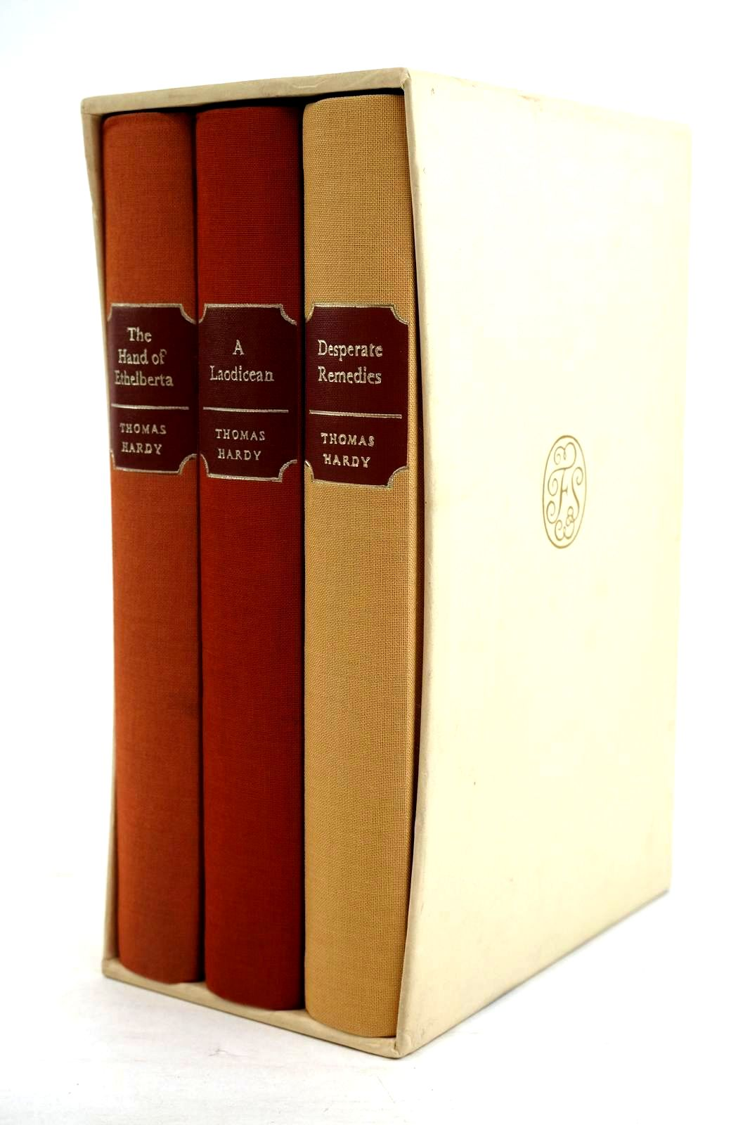Photo of WESSEX TALES THREE VOLUMES written by Hardy, Thomas illustrated by Reddick, Peter published by Folio Society (STOCK CODE: 1320265)  for sale by Stella & Rose's Books