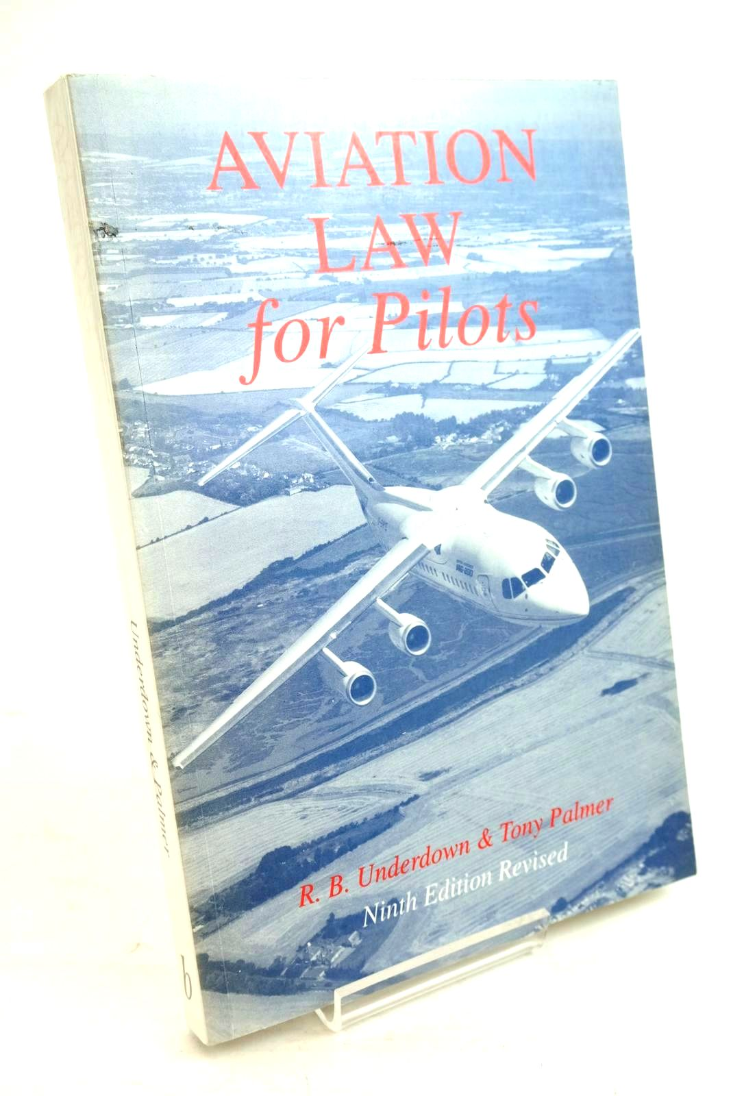 Photo of AVIATION LAW FOR PILOTS- Stock Number: 1320285