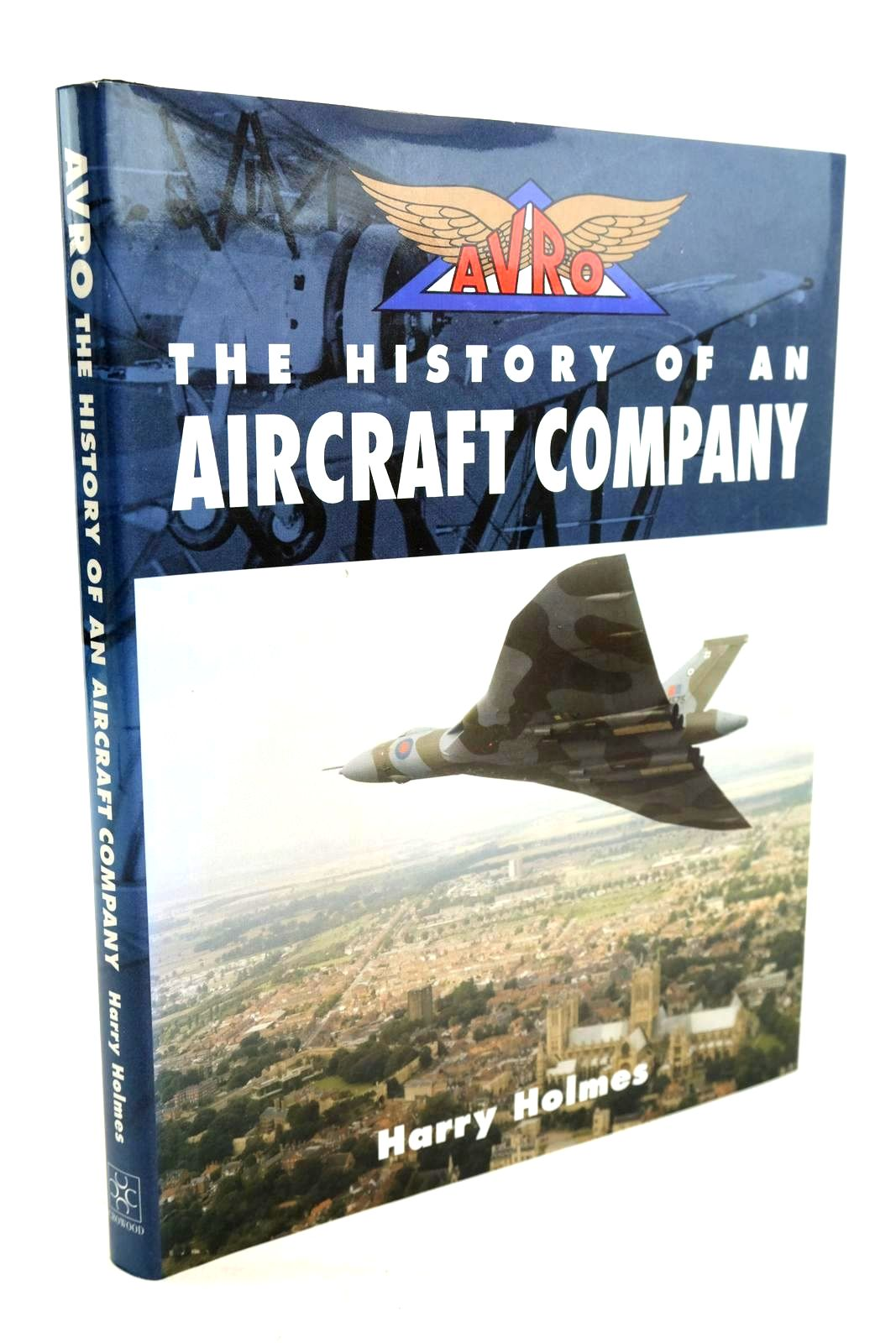 Photo of AVRO THE HISTORY OF AN AIRCRAFT COMPANY- Stock Number: 1320288