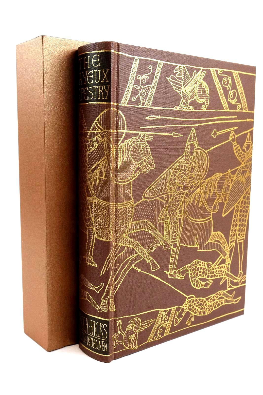 Photo of THE BAYEUX TAPESTRY: THE LIFE STORY OF A MASTERPIECE- Stock Number: 1320308