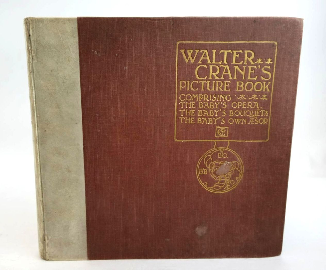 Photo of WALTER CRANE'S PICTURE BOOK- Stock Number: 1320310