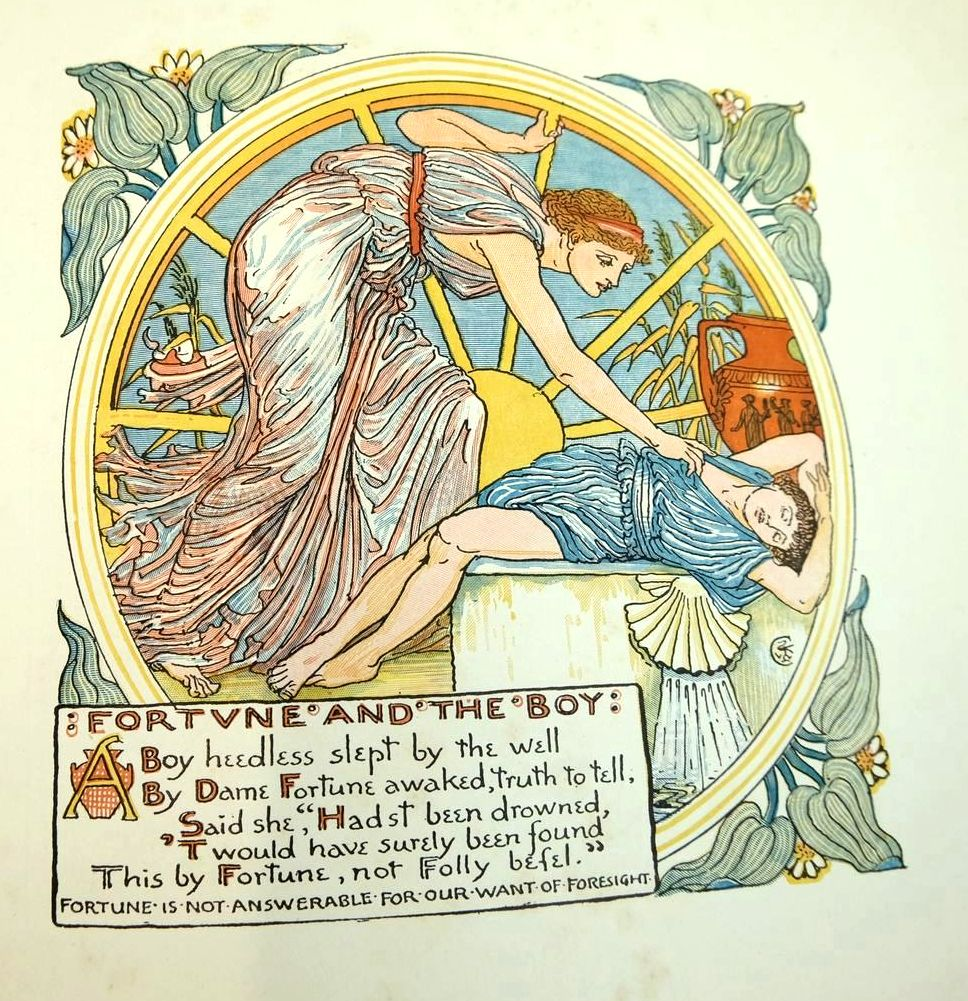 Photo of WALTER CRANE'S PICTURE BOOK illustrated by Crane, Walter published by Frederick Warne & Co. (STOCK CODE: 1320310)  for sale by Stella & Rose's Books